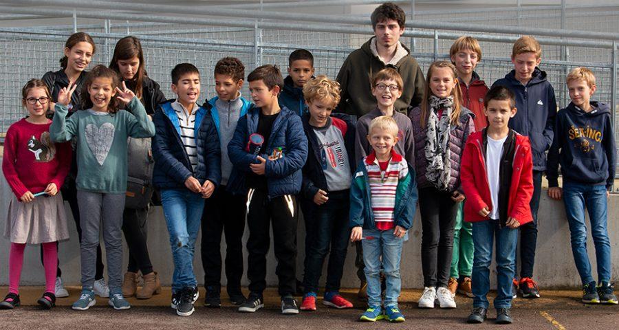 Les Cavaliers d'Hérouville aux Championnats du Calvados échecs jeunes 2019 à Lisieux