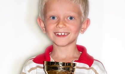 Simeo, champion du Calvados Poussin 2019